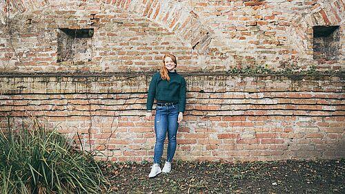 Lieblingsstadt Die Stadtmauer Am Fischertor Swa